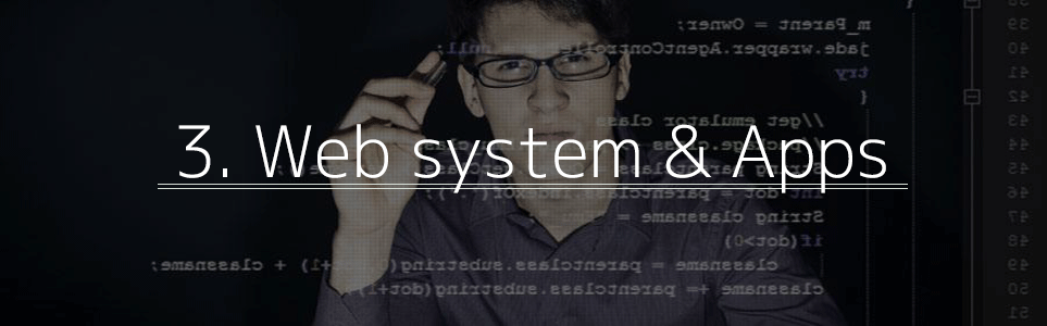 Web system&Application